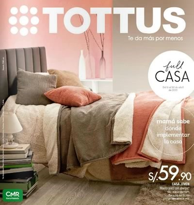catalogo tottus full casa abril 2015 peru
