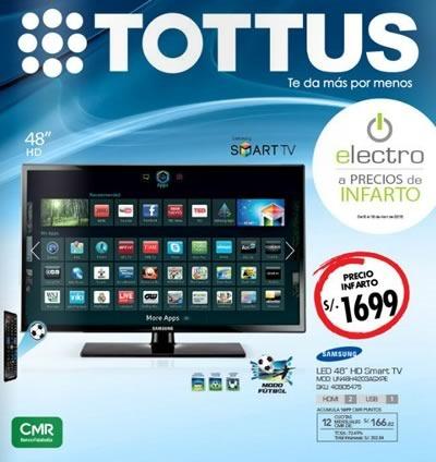 catalogo tottus ofertas electro abril 2015 peru