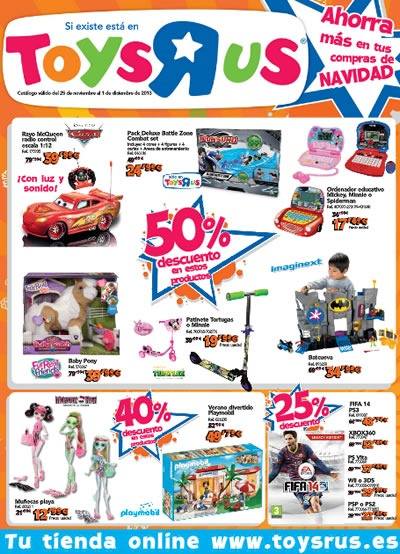 catalogo toys r us ofertas black friday 2013 juguetes