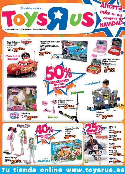 catalogo toys r us ofertas black friday 2013 juguetes