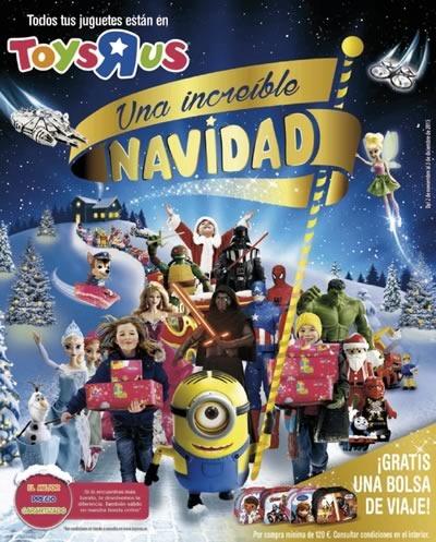 catalogo toysrus juguetes navidad 2015