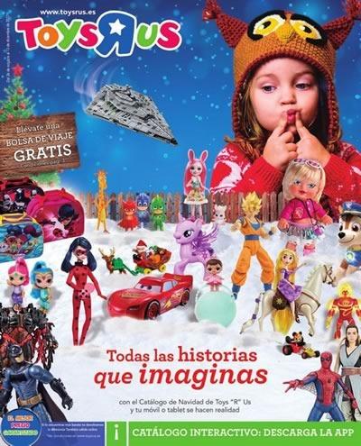 catalogo toysrus navidad 2017