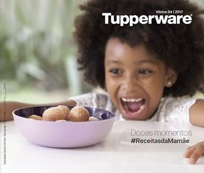 catalogo tupperware brasil vitrine 04 de 2017