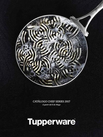catalogo tupperware chef series 2017 espana