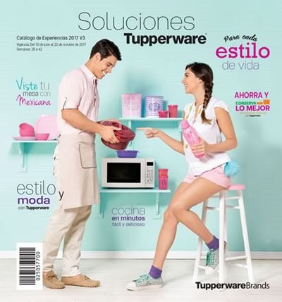 catalogo tupperware experiencias vigente hasta 22 de octubre 2017