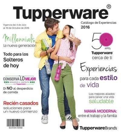 catalogo tupperware mexico experiencias octubre 2016