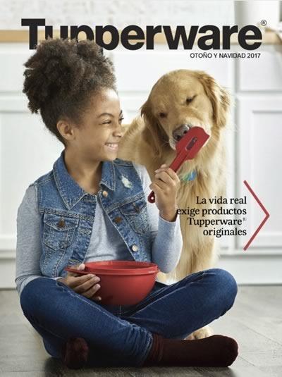 catalogo tupperware otono y navidad 2017 de usa