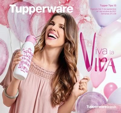 catalogo tupperware tupper tips 13 de 2017