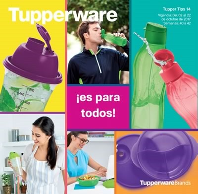 catalogo tupperware tupper tips 14 de 2017