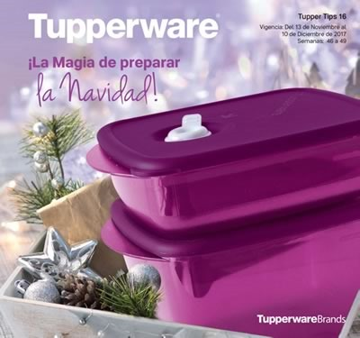 catalogo tupperware tupper tips 16 de 2017
