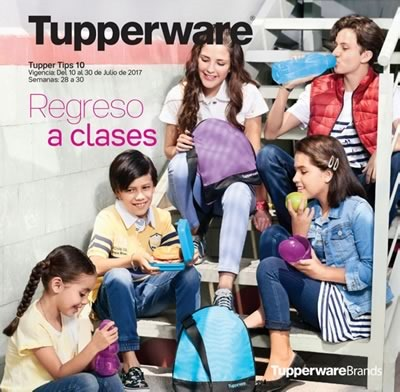 catalogo tupperware tuppertips 10 de 2017 mexico