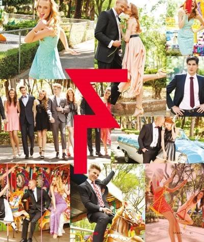 catalogo vestidos trajes graduaciones 2014 sears mexico - 03
