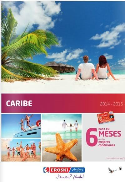 catalogo viajes caribe 2014 eroski