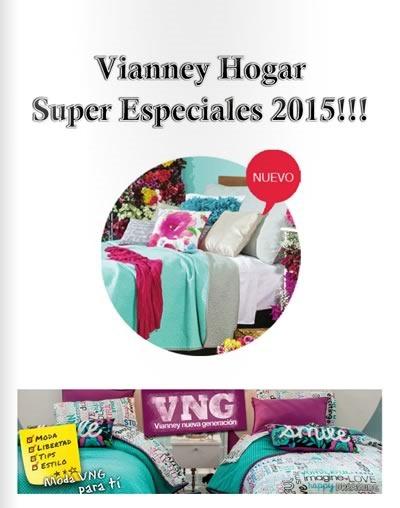 catalogo vianney hogar 2015