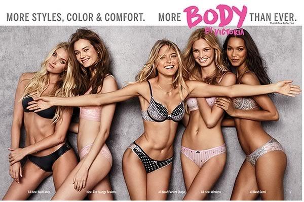 catalogo victoria secret body by victoria fall fashion 2015 vol 1 - 01