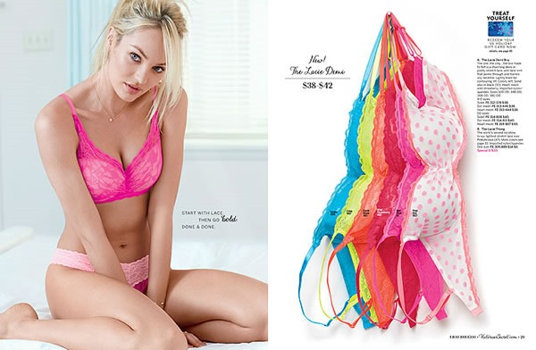 catalogo victoria secret spring fashion 2014 prendas