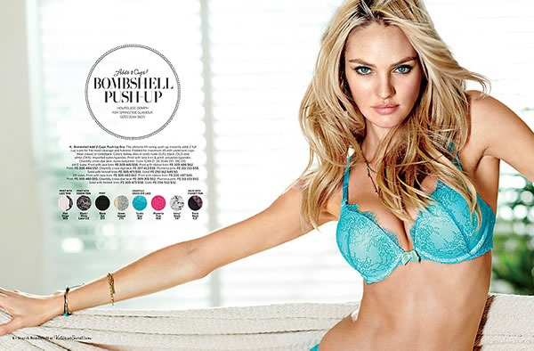 catalogo victoria secret spring fashion 2014 push up