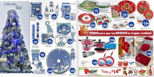 catalogo walmart decoracion navidad 2013 mexico 2