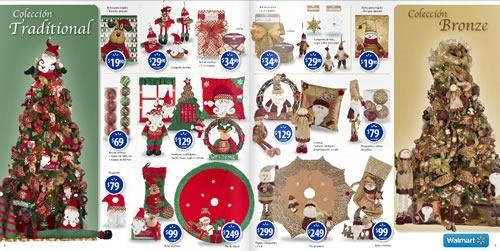 catalogo walmart decoracion navidad 2013 mexico 4