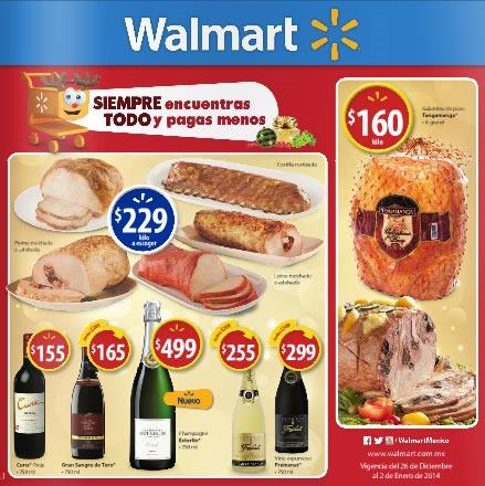 catalogo walmart diciembre enero 2014