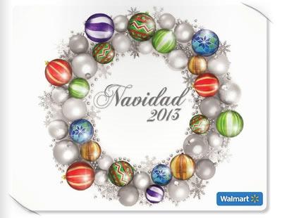 catalogo walmart especial decoracion navidad 2013 mexico