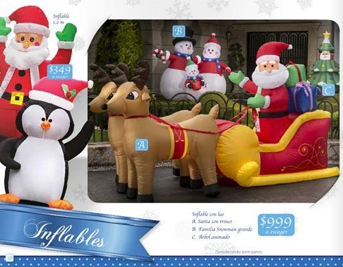 catalogo walmart especial decoracion navidad 2013 mexico 2
