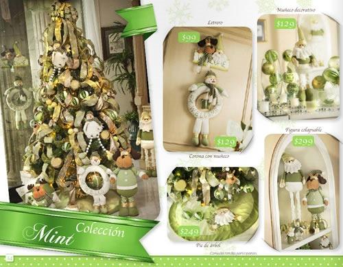 catalogo walmart especial decoracion navidad 2013 mexico 3
