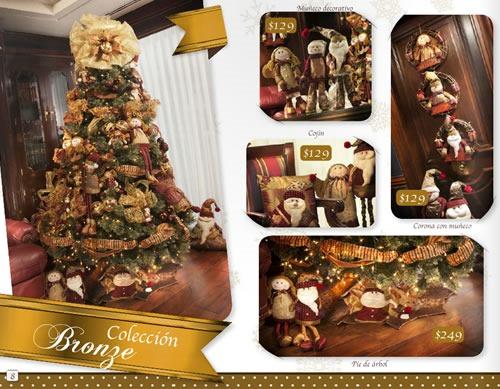 catalogo walmart especial decoracion navidad 2013 mexico 6
