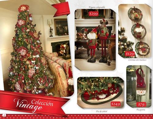 catalogo walmart especial decoracion navidad 2013 mexico 8