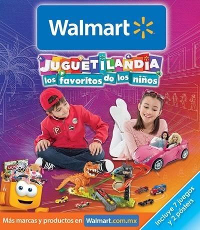catalogo walmart juguetilandia navidad 2017