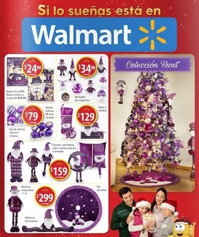 catalogo walmart mexico especial navidad 2015