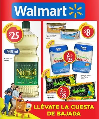 catalogo walmart mexico ofertas hasta 14 febrero 2016