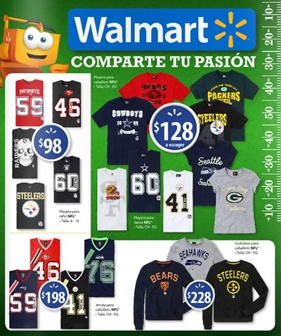 catalogo walmart mexico ofertas super bowl 2016