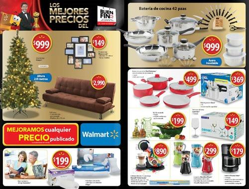 catalogo walmart ofertas buen fin 2013 1