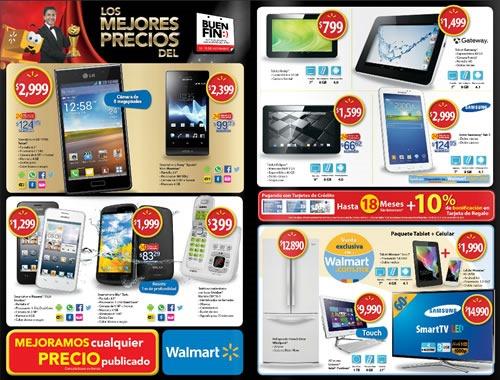catalogo walmart ofertas buen fin 2013 2