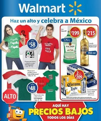catalogo walmart septiembre 2015 mexico