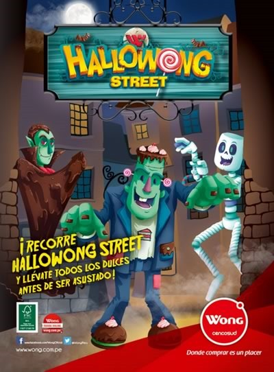 catalogo wong hallowong 2016