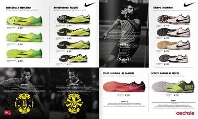 catalogo zapatillas deportes oechsle junio 2014 - 01