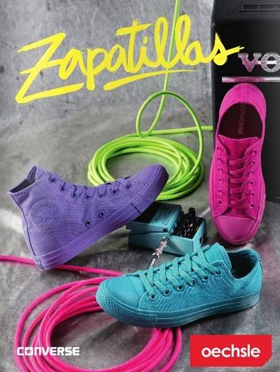 catalogo zapatillas oechsle septiembre 2014