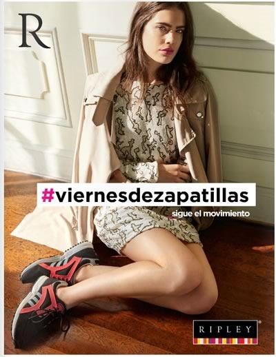catalogo zapatillas ripley viernesdezapatillas julio 2015 peru