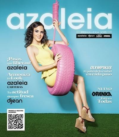 catalogo zapatos azaleia coleccion primavera 2015