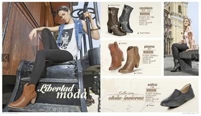 catalogo zapatos azaleia tendencias moda otono invierno 2014 - 01