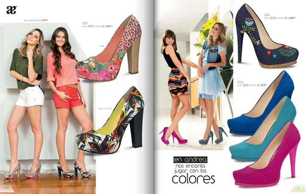 3e25afa58e Catálogos Andrea