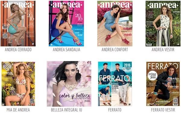 Andrea.com ¿Cómo Iniciar tu Negocio Propio de Venta por Catálogo en USA?
