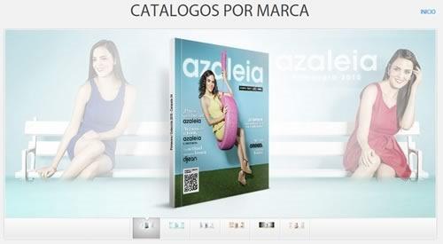 catalogos azaleia 2015