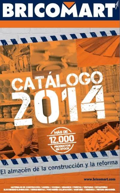 catalogos bricomart 2014 construccion y reforma