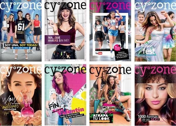 (NUEVO) Catálogos Cyzone 2016: TODAS las Campañas de México