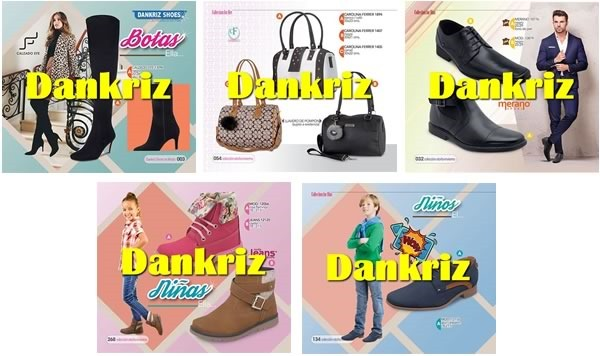 catalogos dankriz shoes