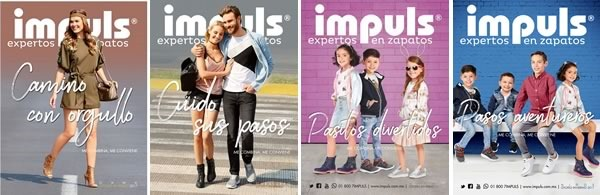 catalogos impuls oi 2017