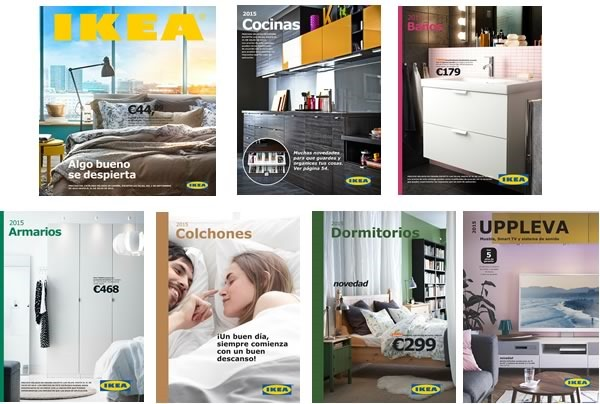 Todos los cat logos de deco y muebles ikea 2015 espa a for Catalogo ikea on line